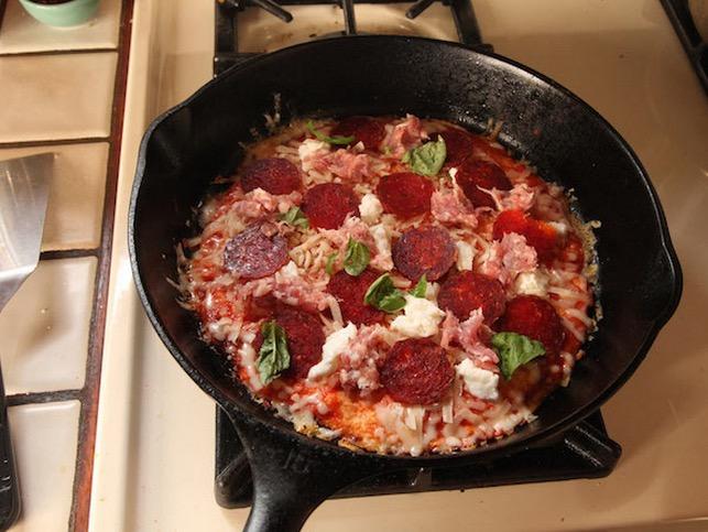 recette pizzadilla quizadilla pizza