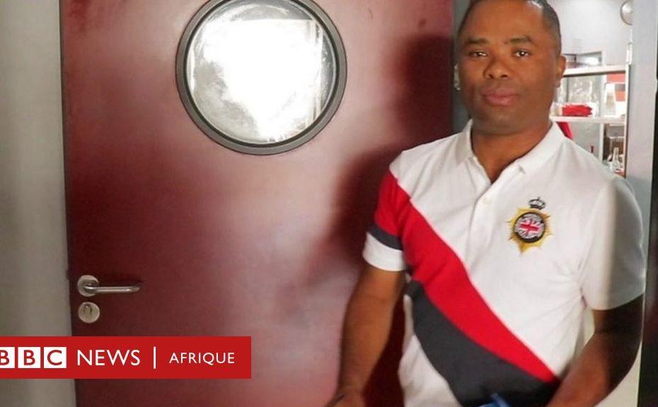 De vendeur de pain à roi de la pizza - BBC News Afrique