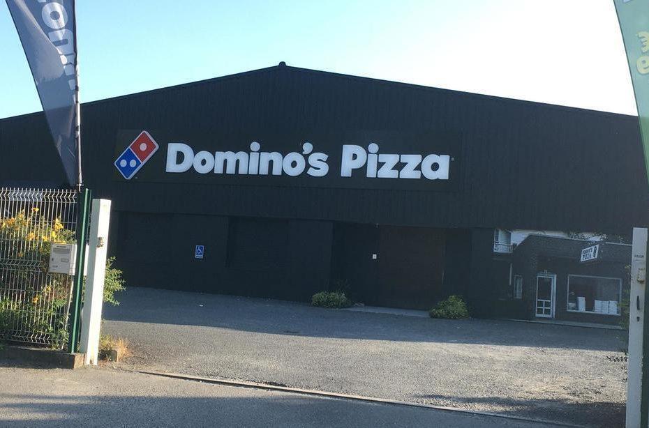 Aigrefeuille-sur-Maine : un premier Domino's Pizza dans le Vignoble nantais