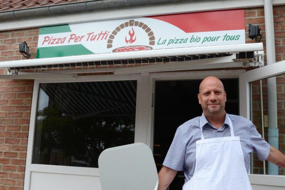 À Thun-Saint-Amand, une nouvelle pizzeria qui fait dans le bio