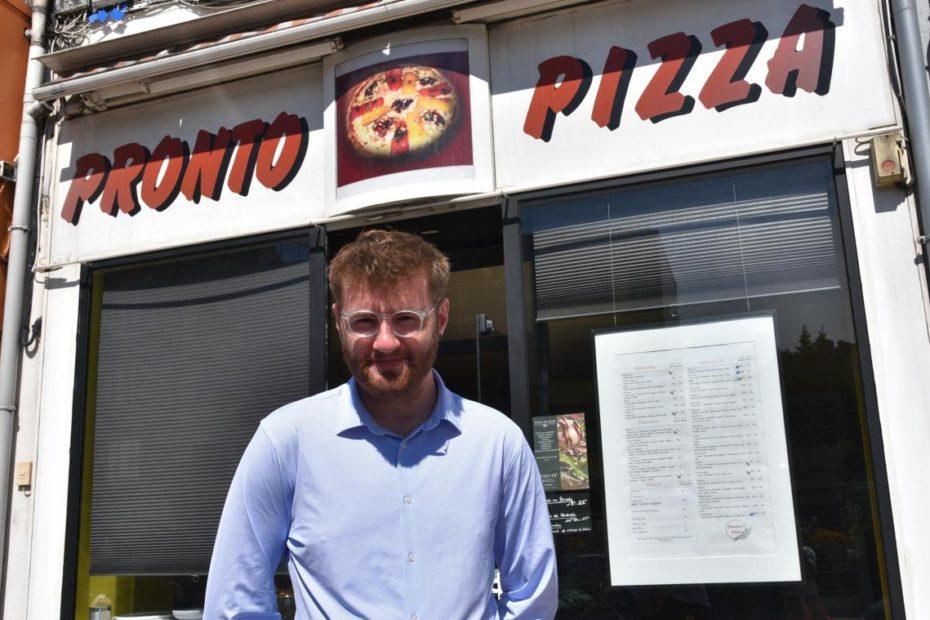 Boulogne-sur-Mer : Pronto Pizza passe de mère en fils