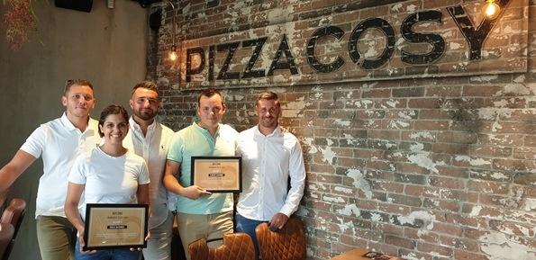 Le 27ème Pizza Cosy a ouvert ses portes à Challans depuis le 24 juillet
