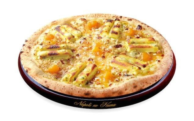 pizza au kit kat