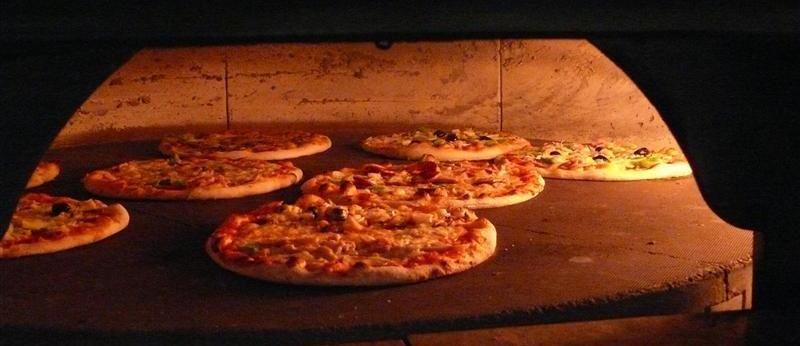 définition pizza et pizzeria