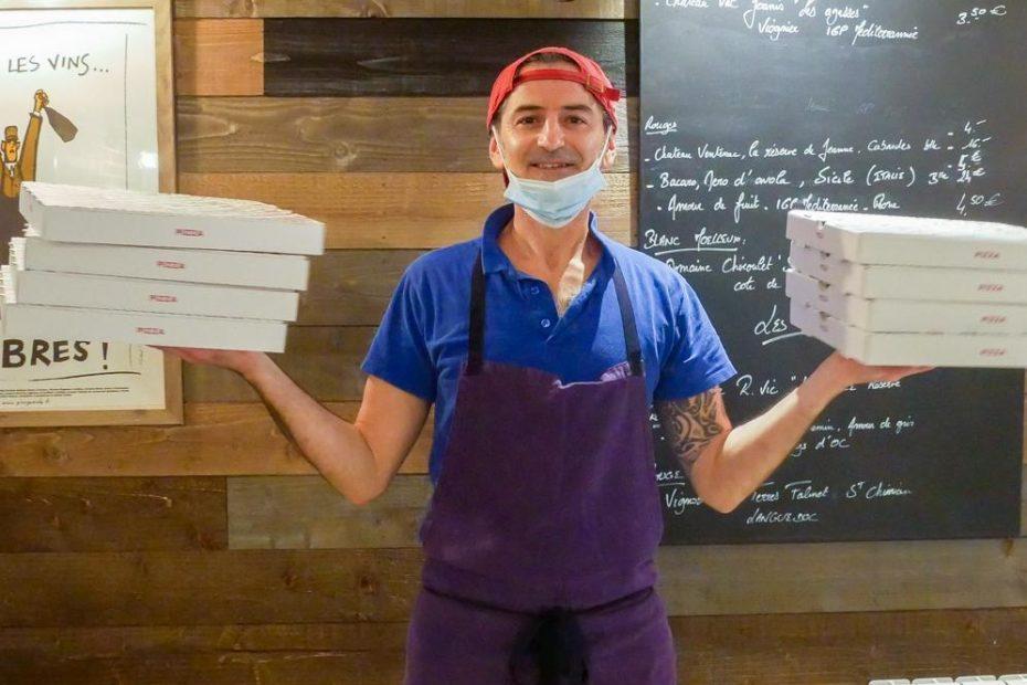 Plouha : à La Mensa, des pizzas et burgers