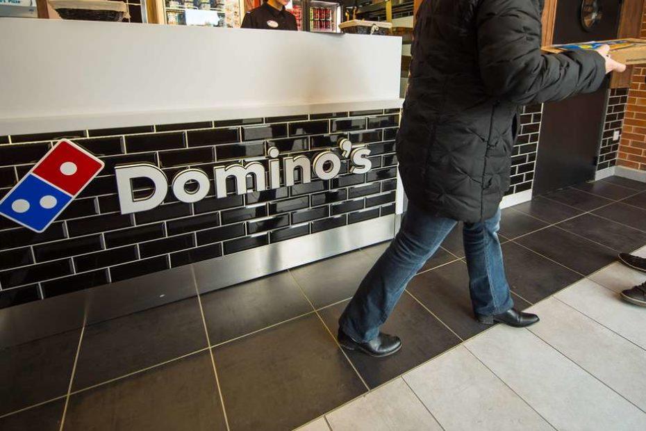 Restauration: la franchise Domino's pizza débarque