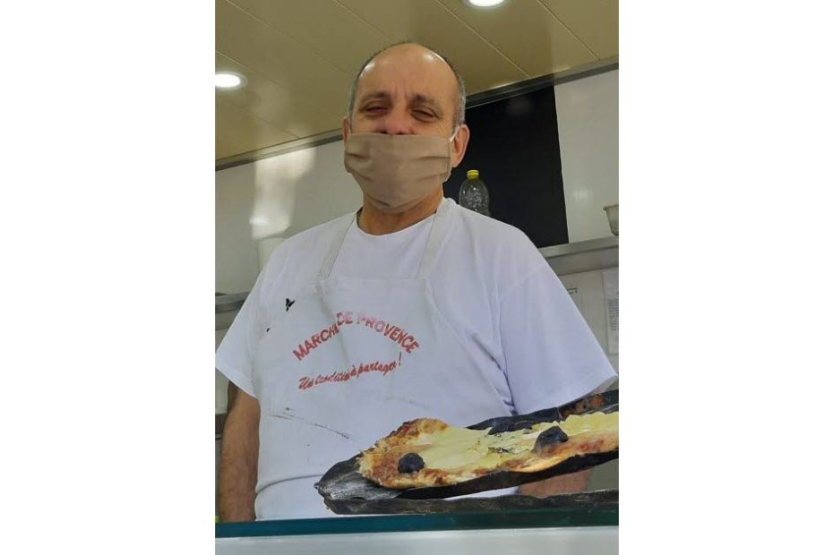 Serge Llorca, pizza, Sorgues