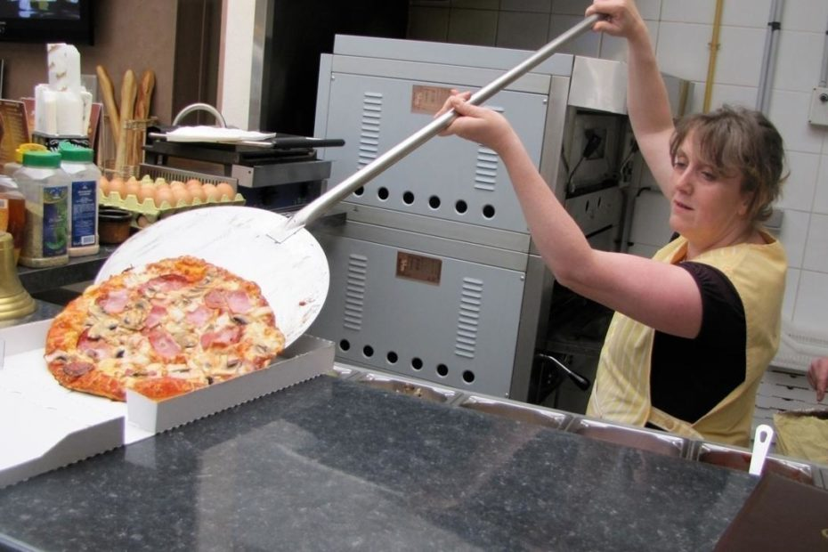 Aux Sables-d'Olonne, la pizza est un marché qui a de l'appétit !
