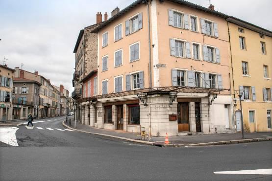 Fast-Food - Pizza Cosy s'empare de la Grande Muraille, au Puy-en-Velay