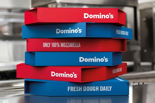 Domino's Pizza s'engage sur le strict nécessaire