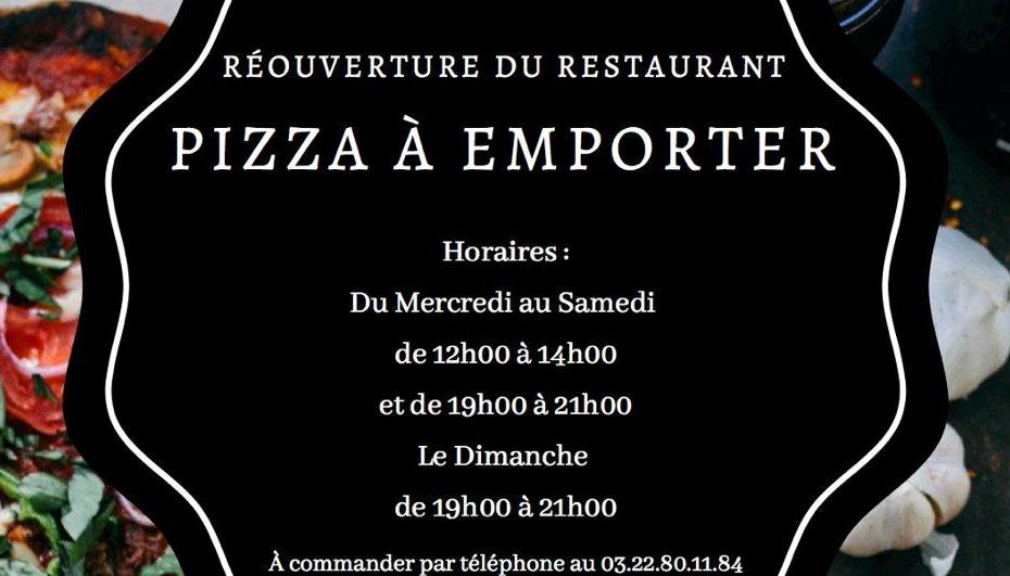 Les Pizzas de Di Vini Ta à Amiens