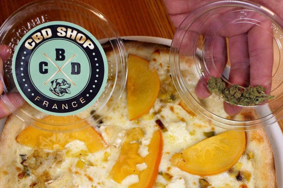 A Nice, la pizza au cannabis (légal) est un véritable succès