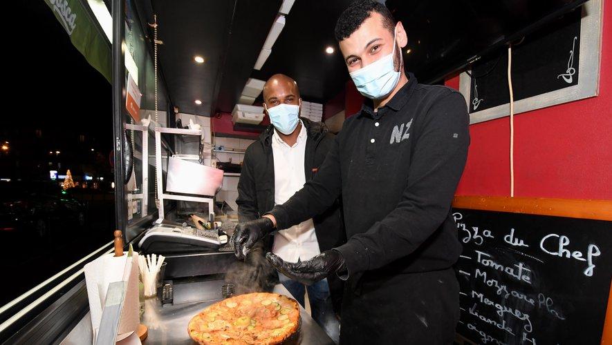 On a testé la première pizza au CBD de Toulouse