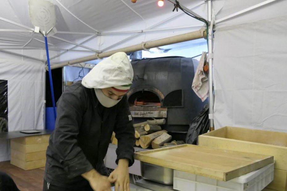 Loïc Chichignoud, le prof de sport passé maître de la pizza napolitaine