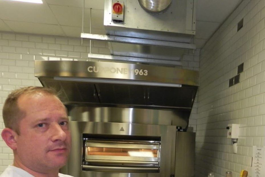 Johann Anguenot a ouvert «La Dolce Vita Pizza»