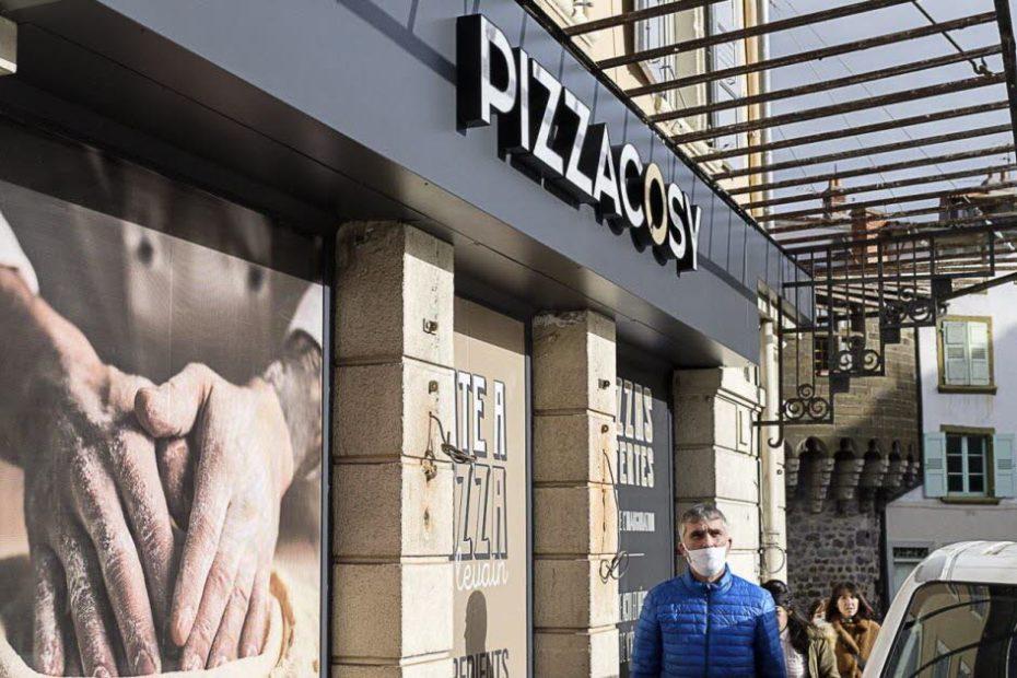 Pizza Cosy ouvrira le 15 janvier boulevard Gambetta au Puy-en-Velay