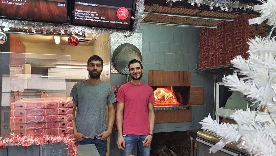 Une pizza pour que 2021 soit gourmande à Castelnaudary