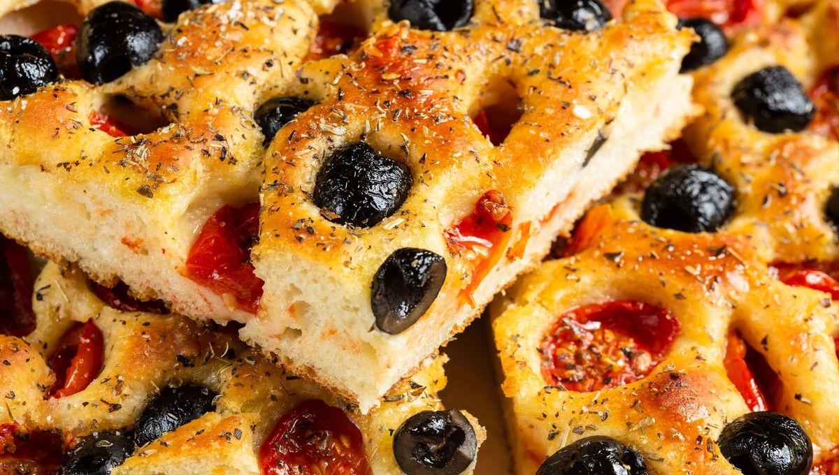Focaccia et pizza: ça sent bon l'Italie avec les recettes de notre pizzaïolo Anatole à Saint-Pierre-du-Mont
