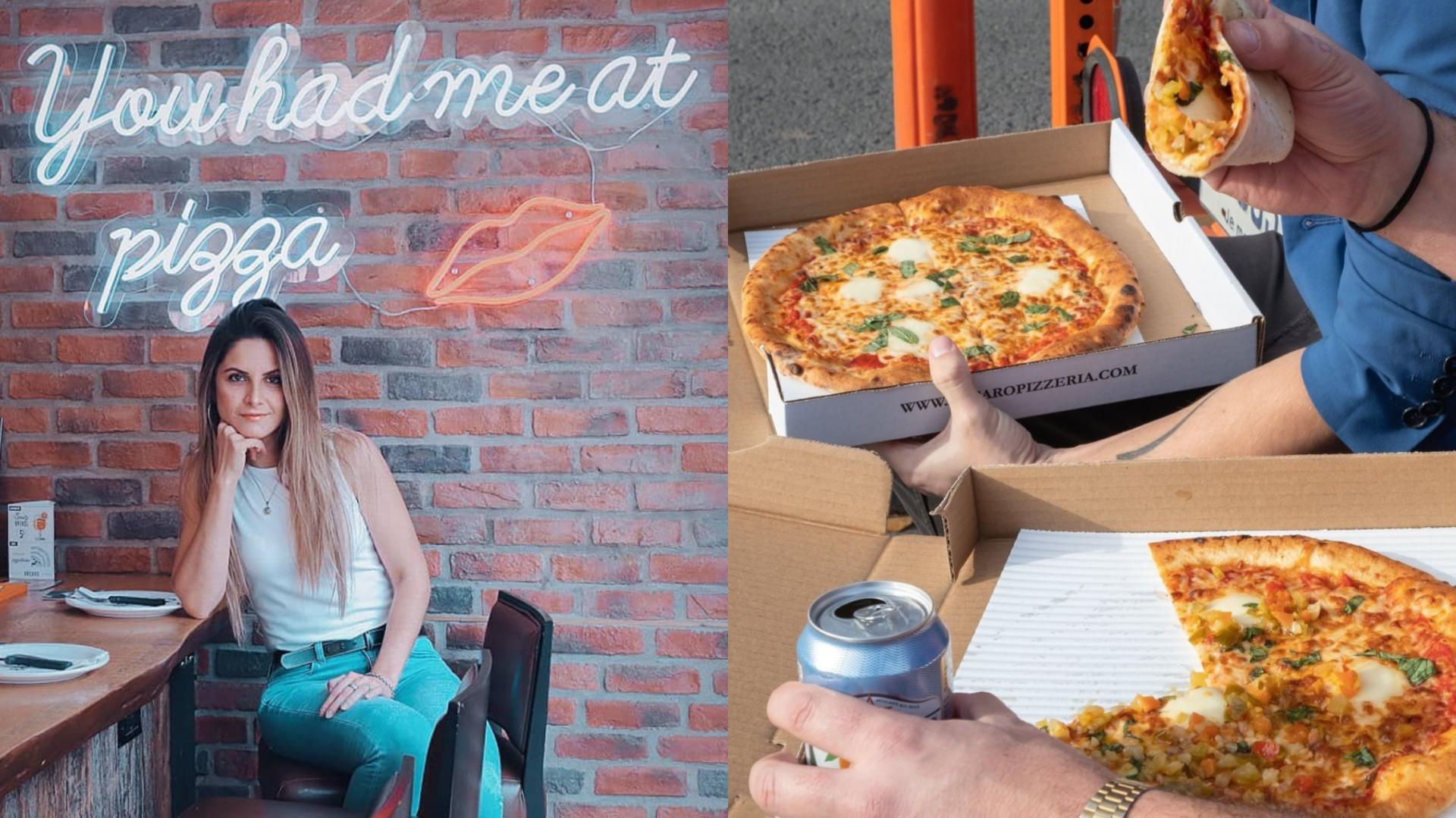 Une nouvelle Pizzeria offre une pizza GRATUITE à tous ceux qui s'y rendront ce dimanche!