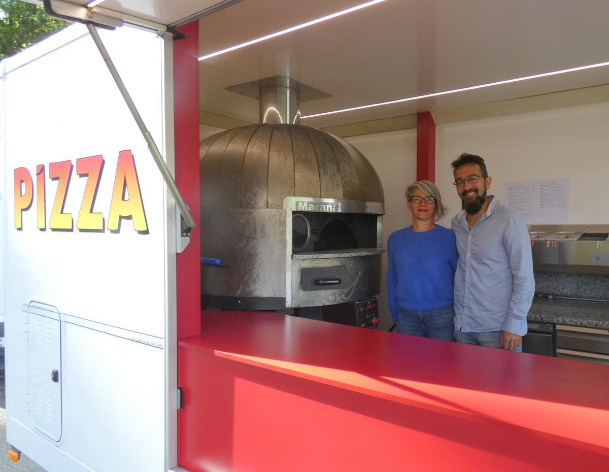 Préchacq-les-Bains: l'aventure de Pizza Marana débute ce samedi soir