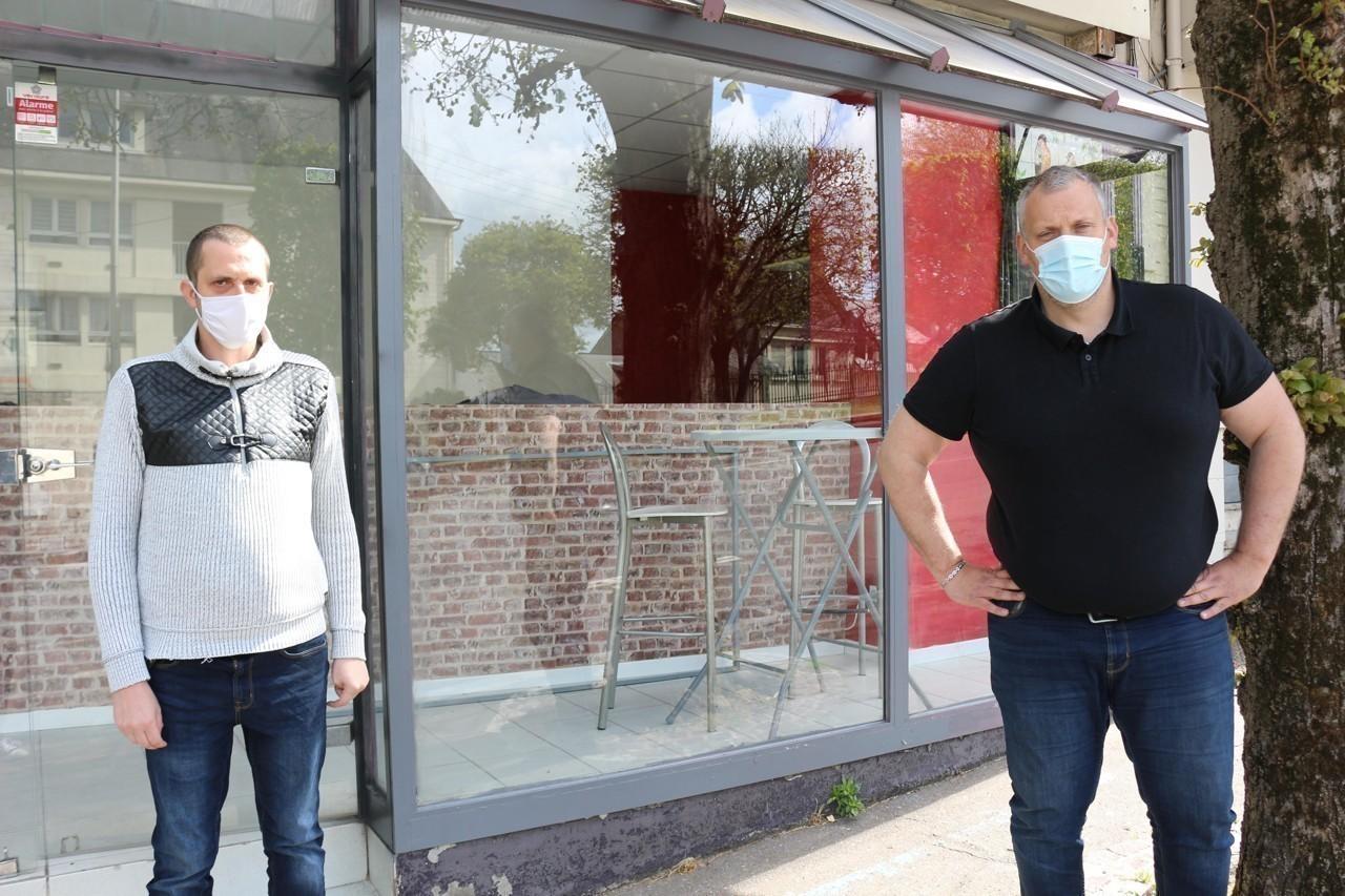 Lisieux : la nouvelle pizzeria Allo Pizza 14 livre depuis mardi
