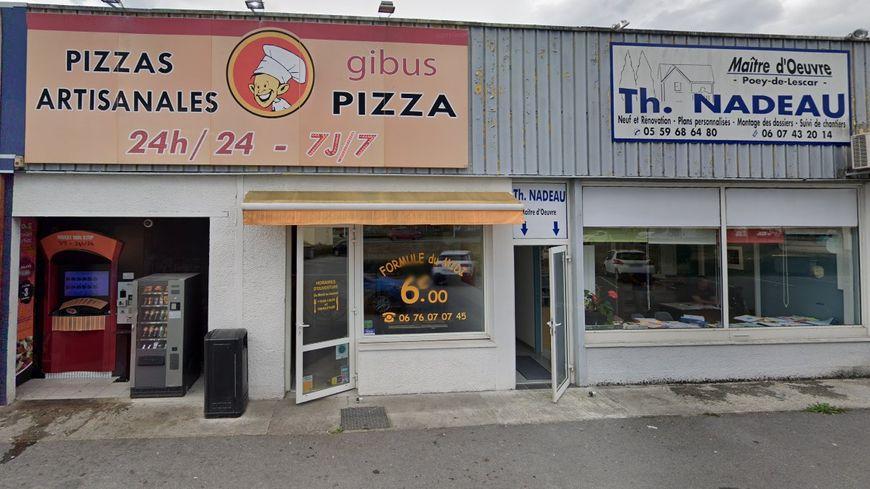 Le distributeur de pizza de Poey-de-Lescar, une nouvelle fois cambriolé