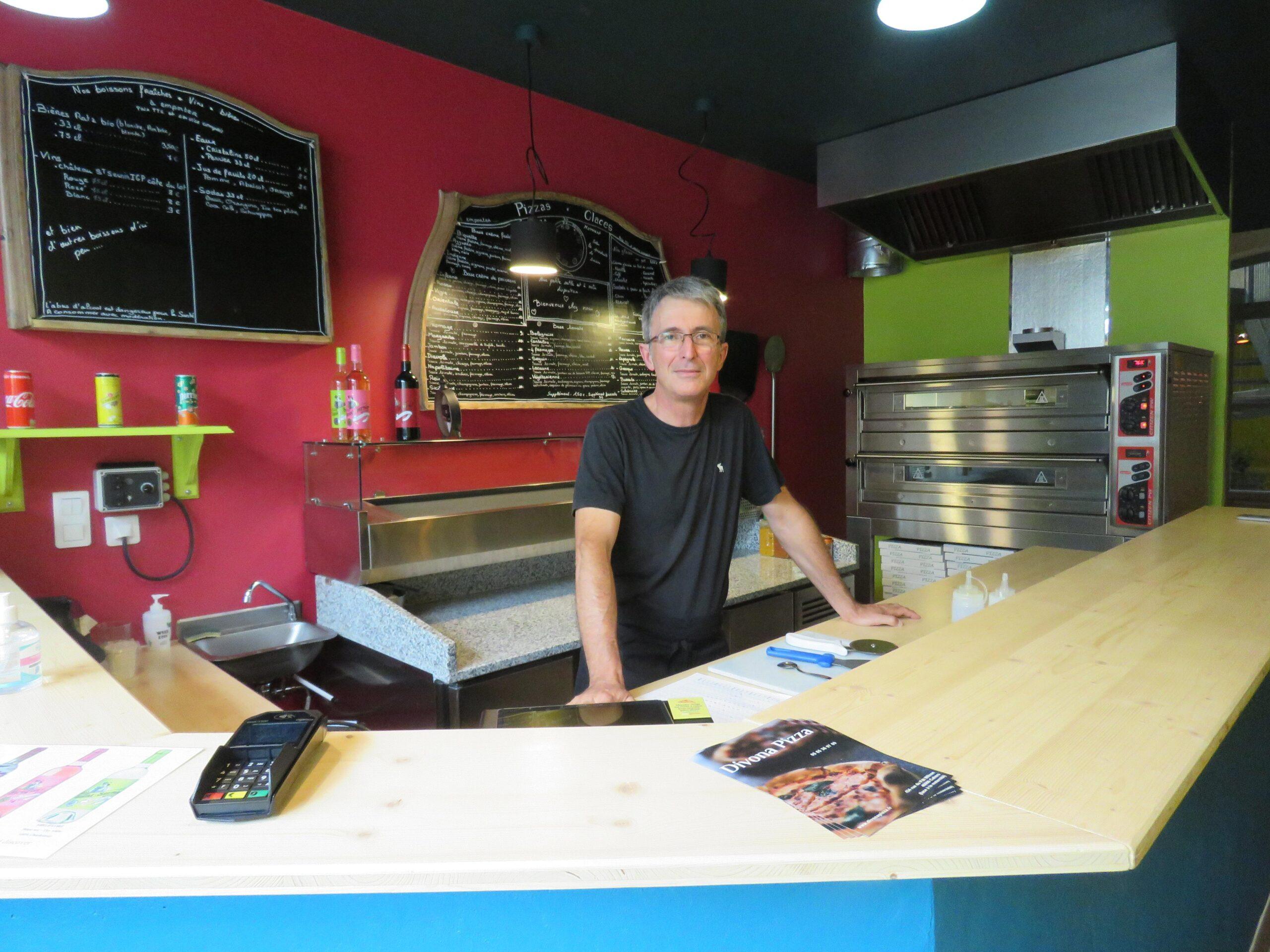 Lot. Une nouvelle pizzeria rue Wilson à Cahors