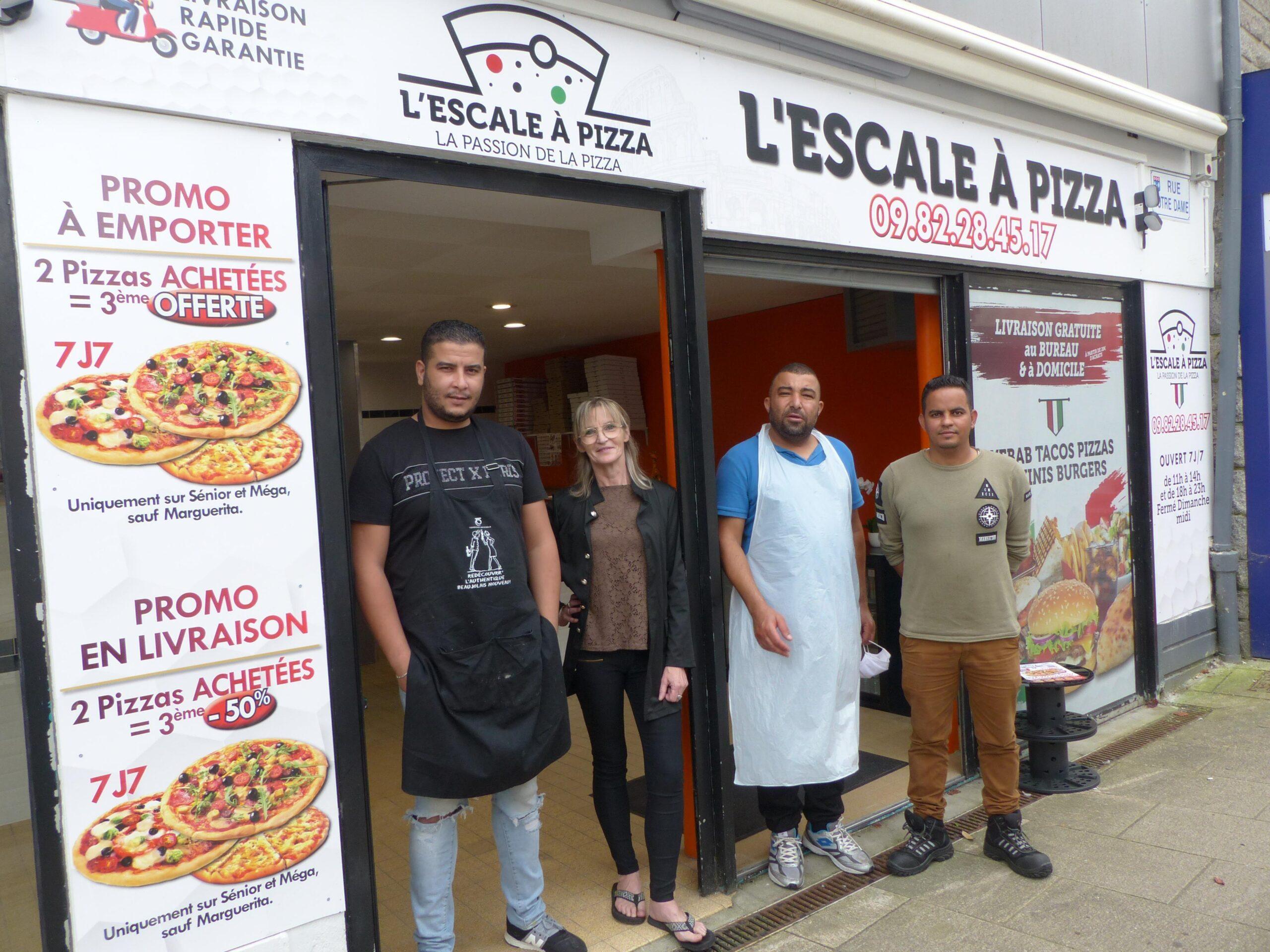 Loudéac: un nouveau fast-food dans le centre-ville