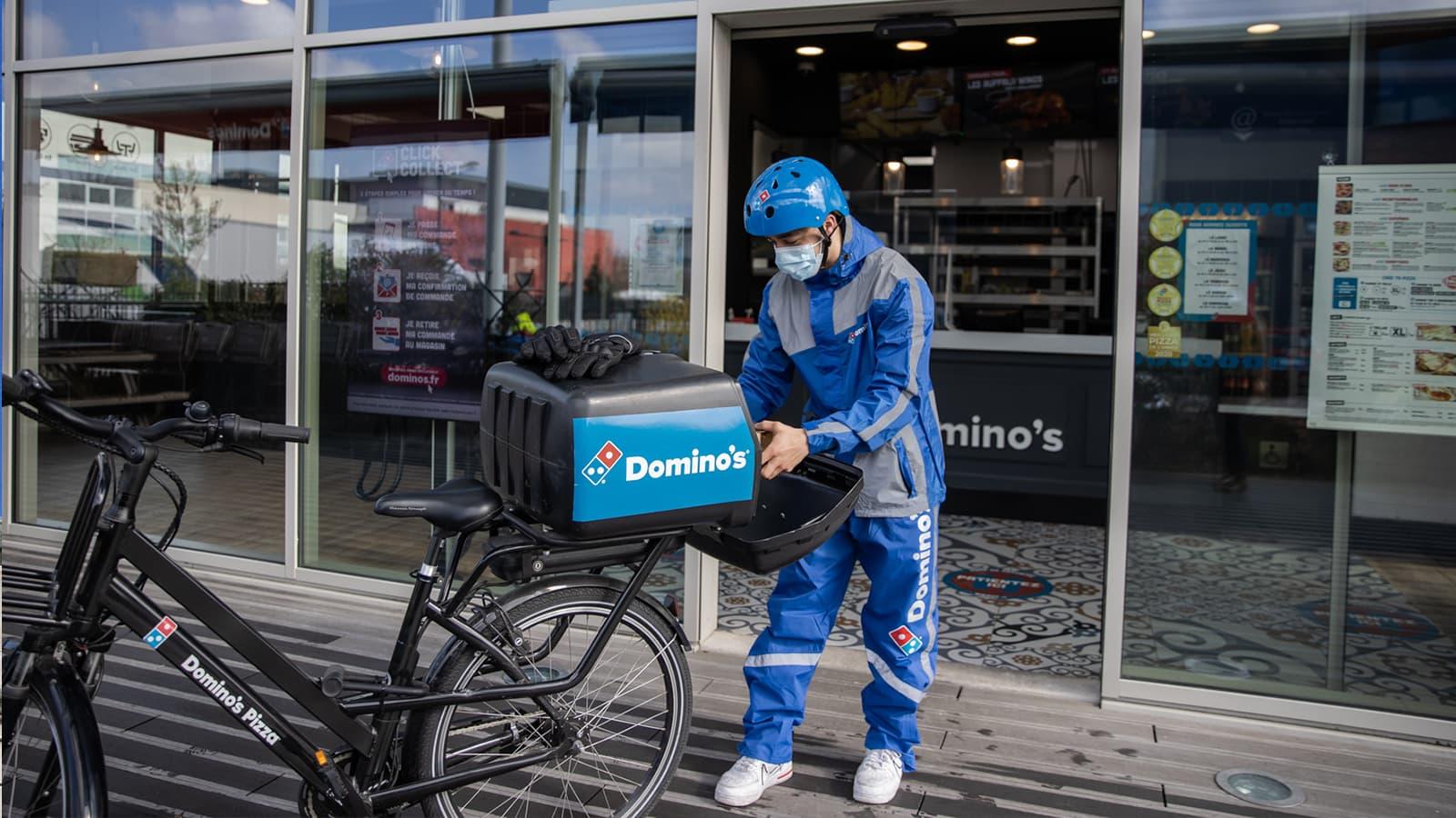 Domino's Pizza – Innovation et qualité au cœur des recettes