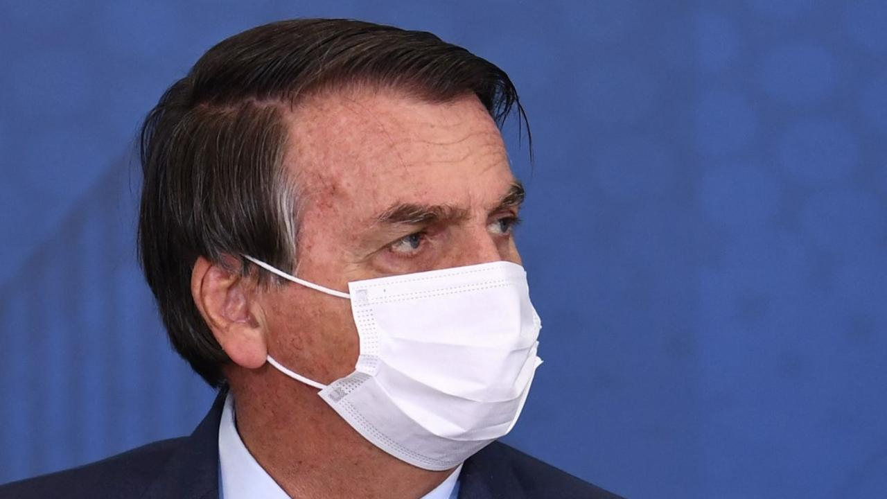 Non vacciné et sans pass sanitaire, Bolsonaro au régime «pizza-coca» dans la rue New York