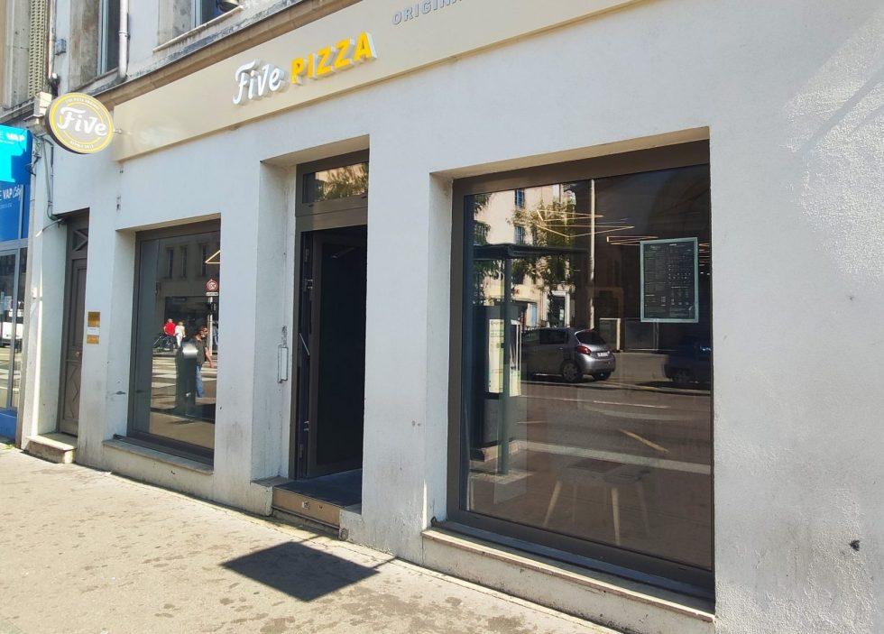 À Nancy, une nouvelle enseigne débarque et propose des pizzas à5 euros