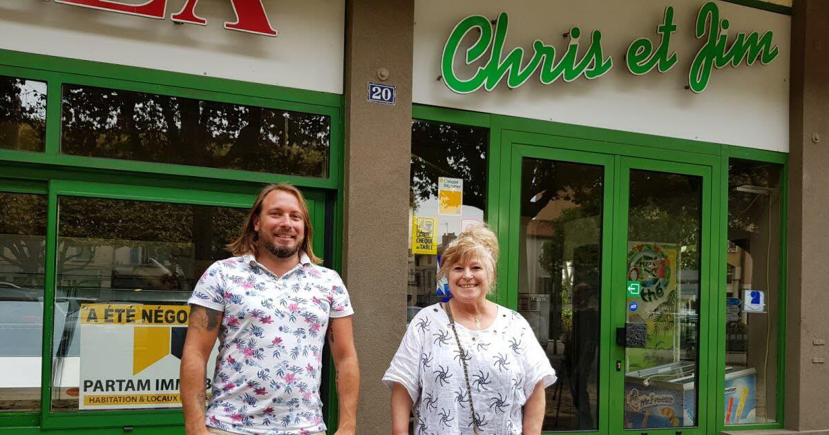 Vienne. Une page se tourne à la pizzeria Chris & Jim : Anna Herbaut rend son tablier